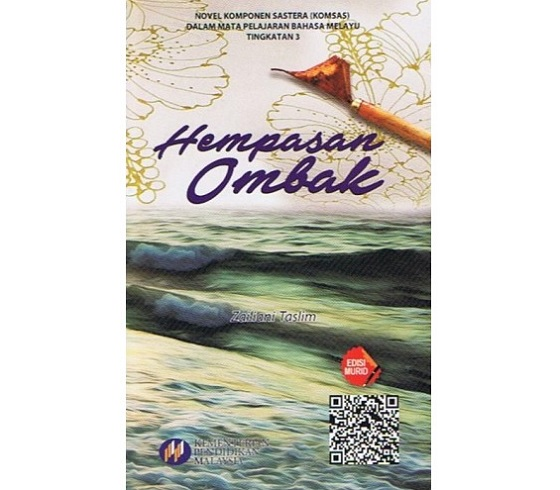 Novel Hempasan Ombak (K): Sinopsis, Tema, Persoalan, Nilai ...